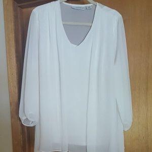Sag Harbor blouse size L